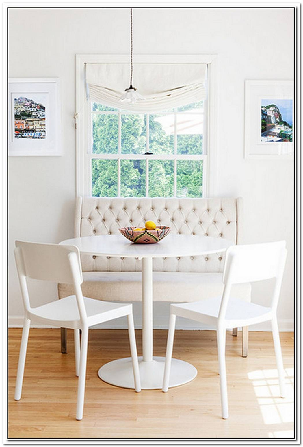 15 Ways To Fake A Breakfast Nook
