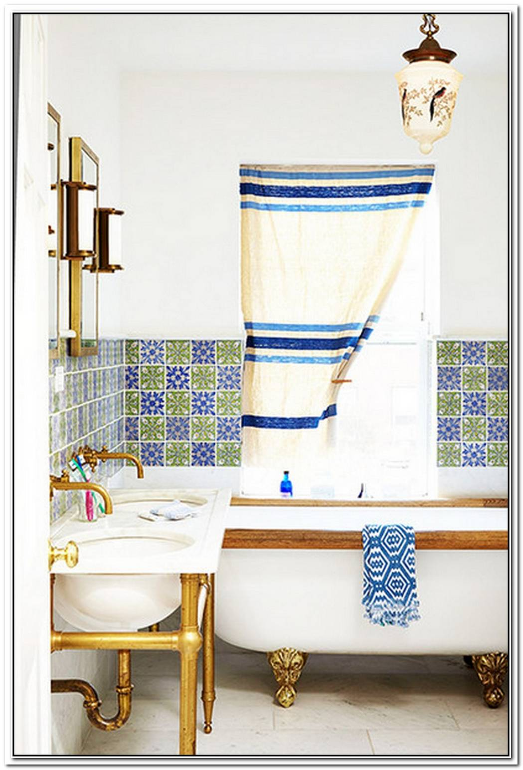 16 Reasons You Should Mix Tile Patterns