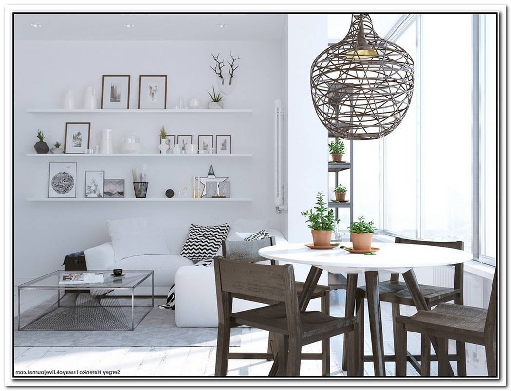 20 Charming Nordic Dining D%C3%A9cor Ideas