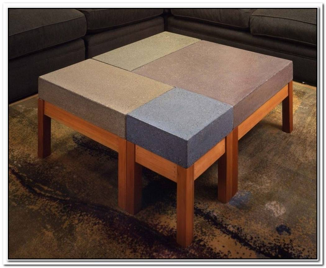 20 Modular Coffee Table Ideas