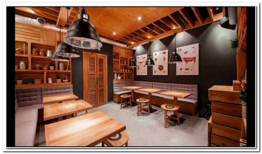 22 Restaurant Interior Designs Ideas