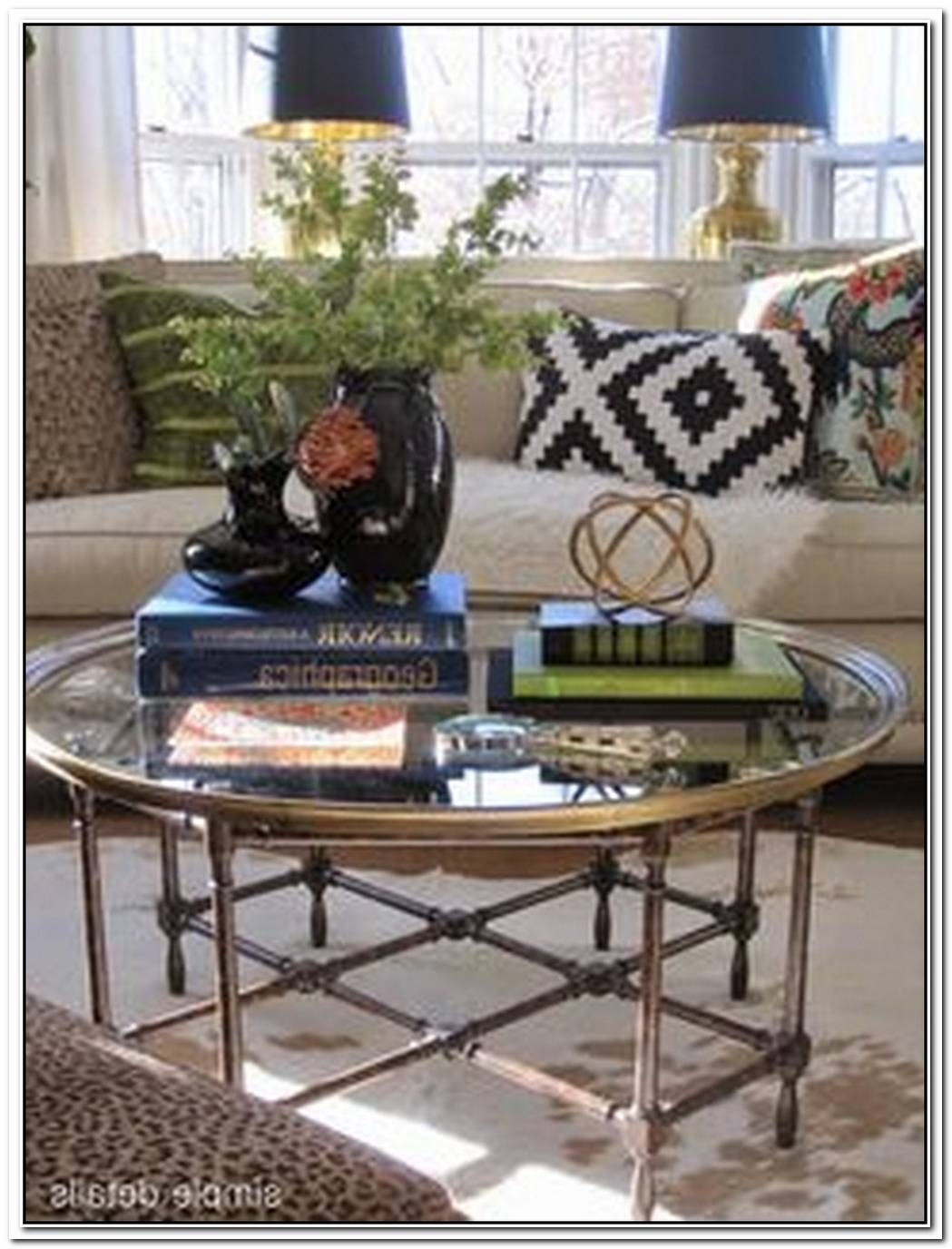 25 Decorative Accents Under $50 To Style A Coffee Table