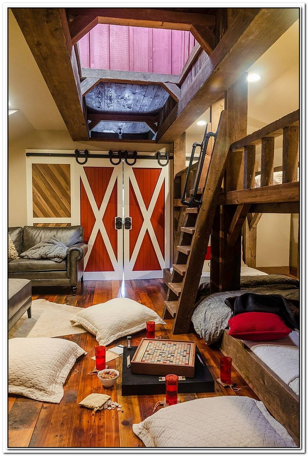 27 Creative Kids' Rooms With SpaceSavvy Sliding Barn Doors