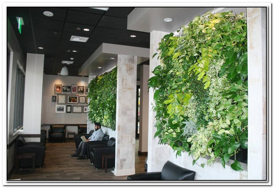 30 Breathtaking Living Wall Designs For Creating Your Own Vertical Garden