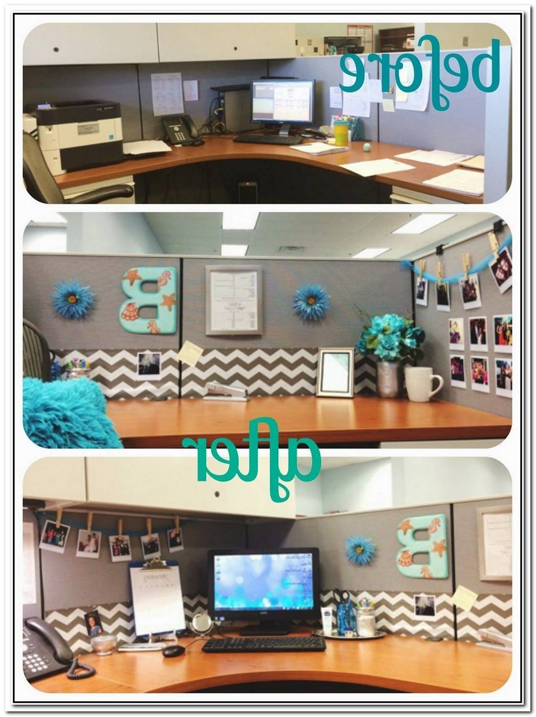 30 Decor Ideas To Make Your Cubicle Feel More Like Home