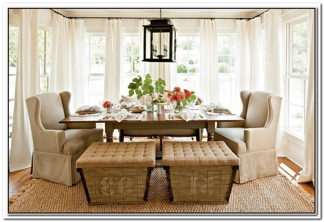 30 Unassumingly Chic FarmhouseStyle Dining Rooms