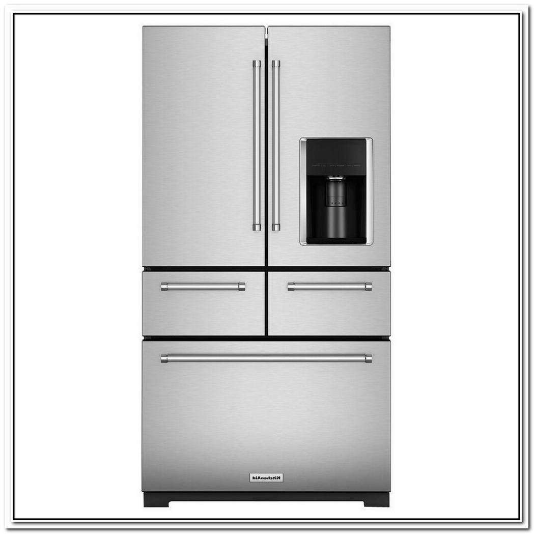 36″ French Door Refrigerator