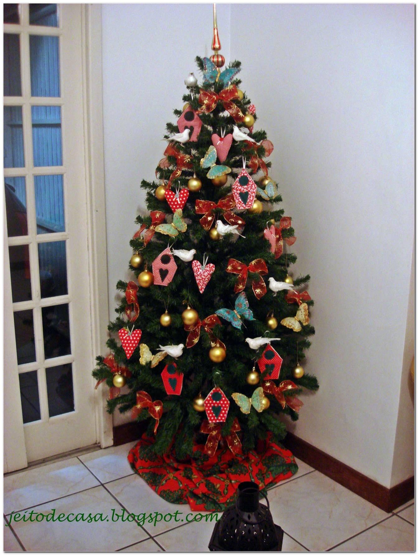38 Enfeites Para Árvore De Natal Deslumbrantes & Como Fazer Em Casa