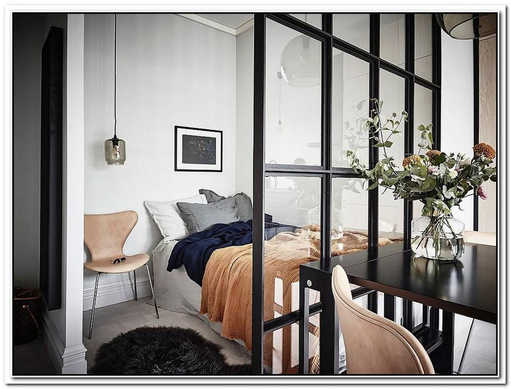 50 Best SpaceSavvy Small Apartment Bedrooms Offer A Comforting Escape