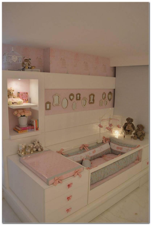 50 Quartos De Bebês Femininos