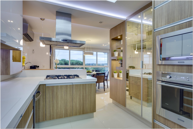 60 Cozinhas Com Espelhos Decoradas Fotos Lindas