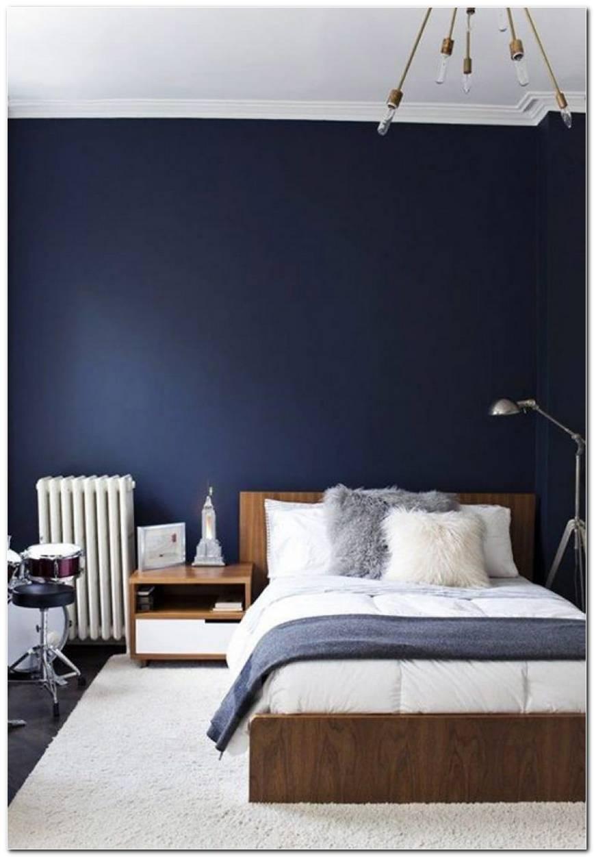 60 Quartos Com Decoração Azul Fotos Incríveis