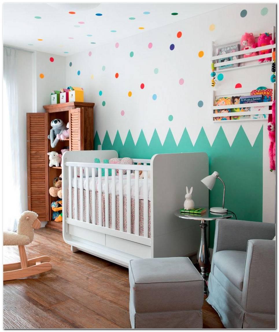 60 Quartos De Bebês Verdes Decorados Fotos Lindas