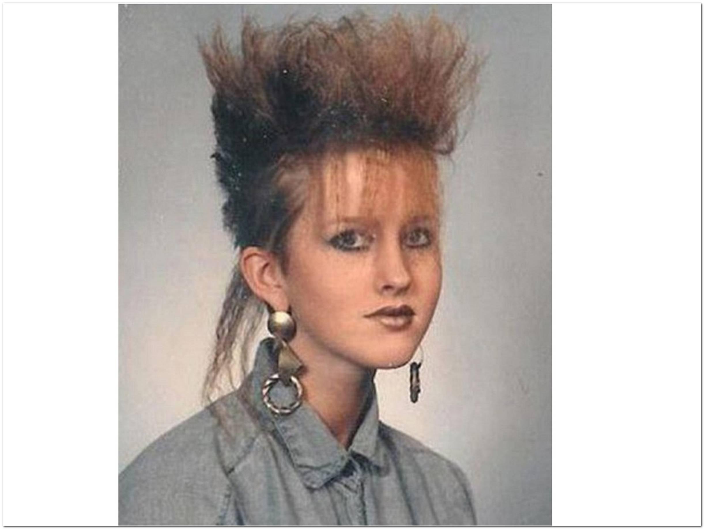 80'Er Frisure MæNd