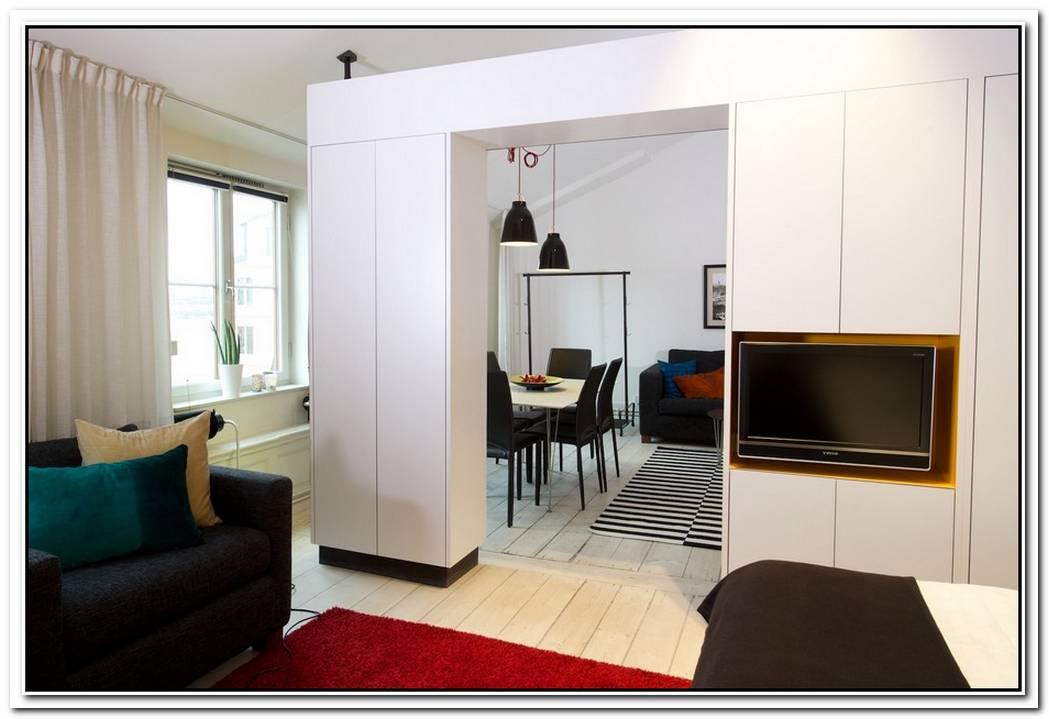 90 Square Meter Apartment In Stockholm