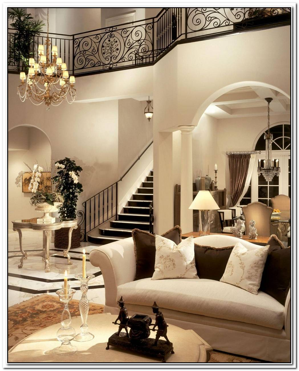 A Beautiful Living Room Makeover