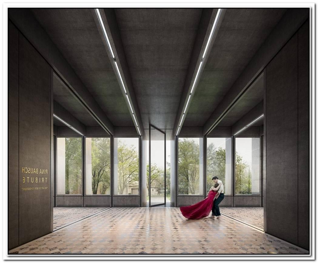A Brigt Interior Design By Architect Marcos Samaniego