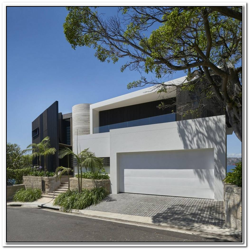 A House Vaucluse By Bruce Stafford Architects