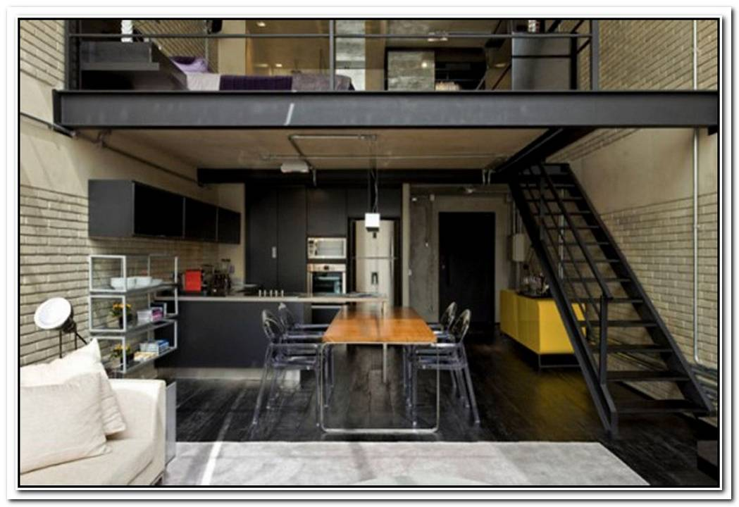 A Loft Full Of Style And Identity