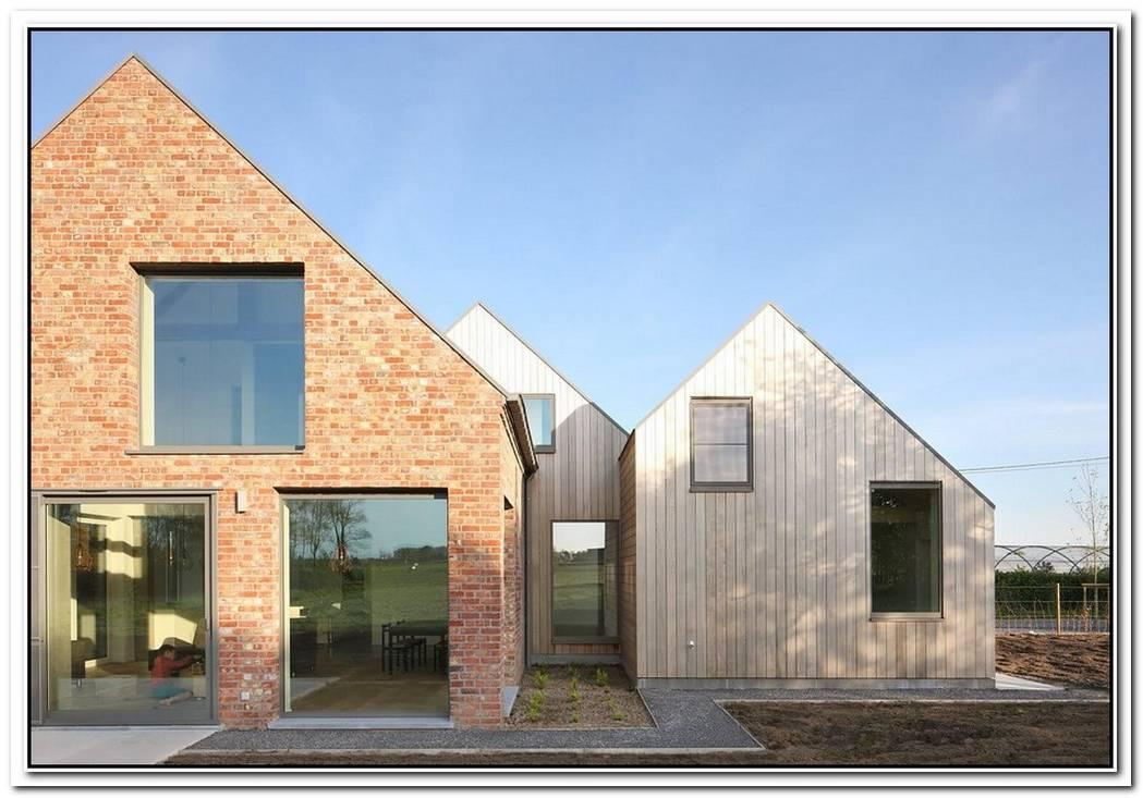 A Modern Farmhouse With Historic Walls