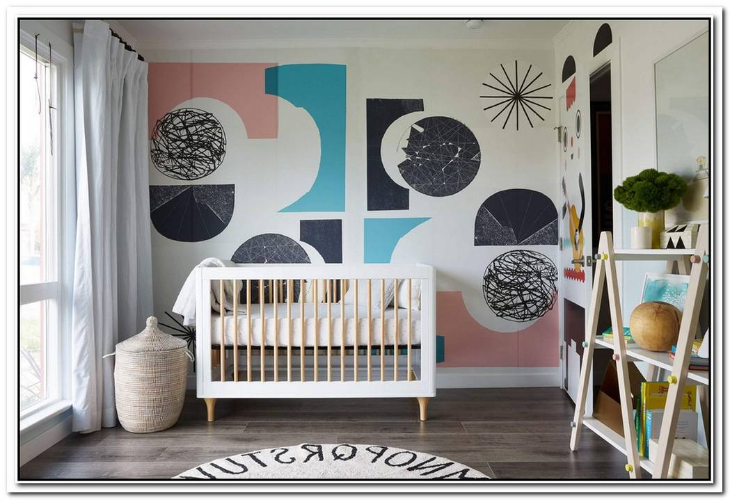 A Modern Nursery Makeover Like No Other