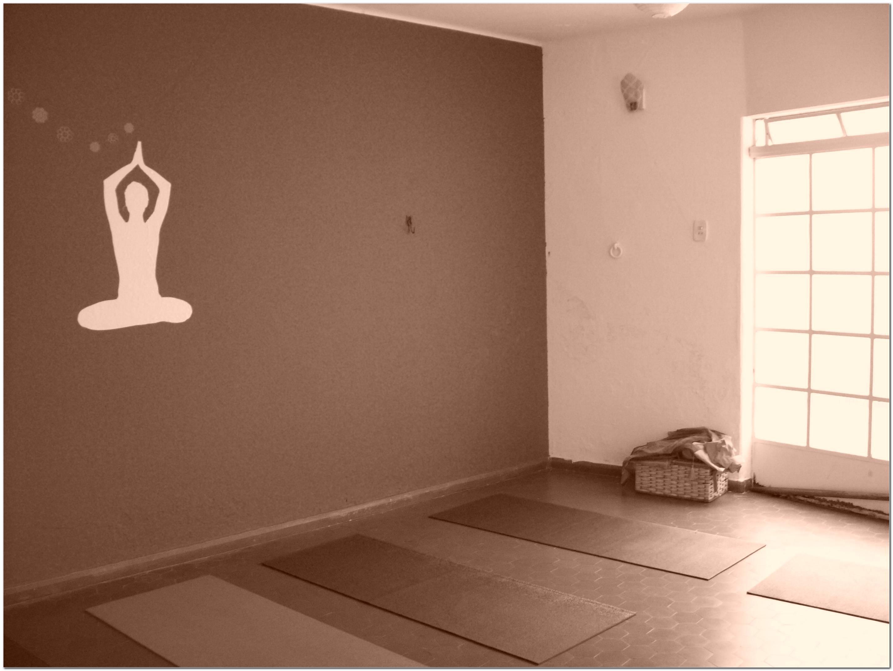 A Pequena Sala De Yoga
