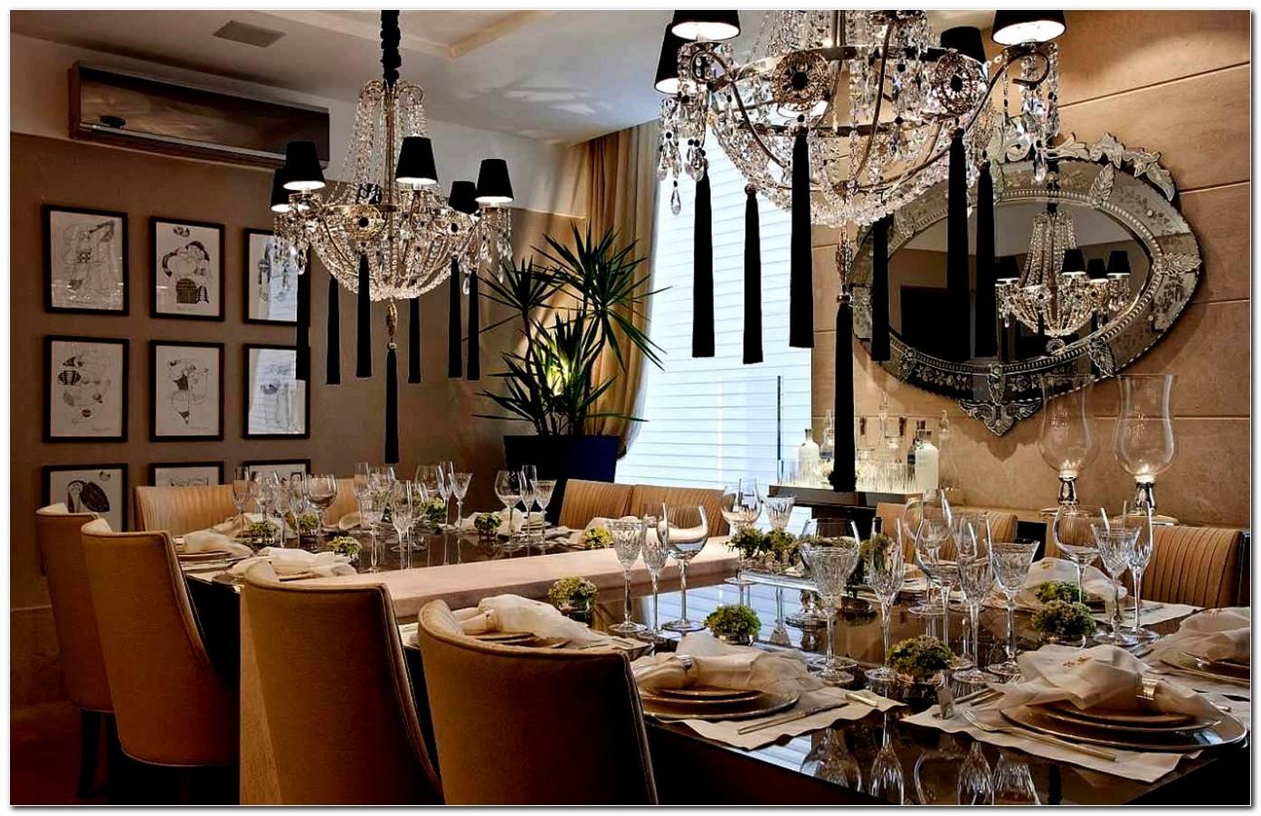 A Sala De Jantar Mais Linda Do Mundo