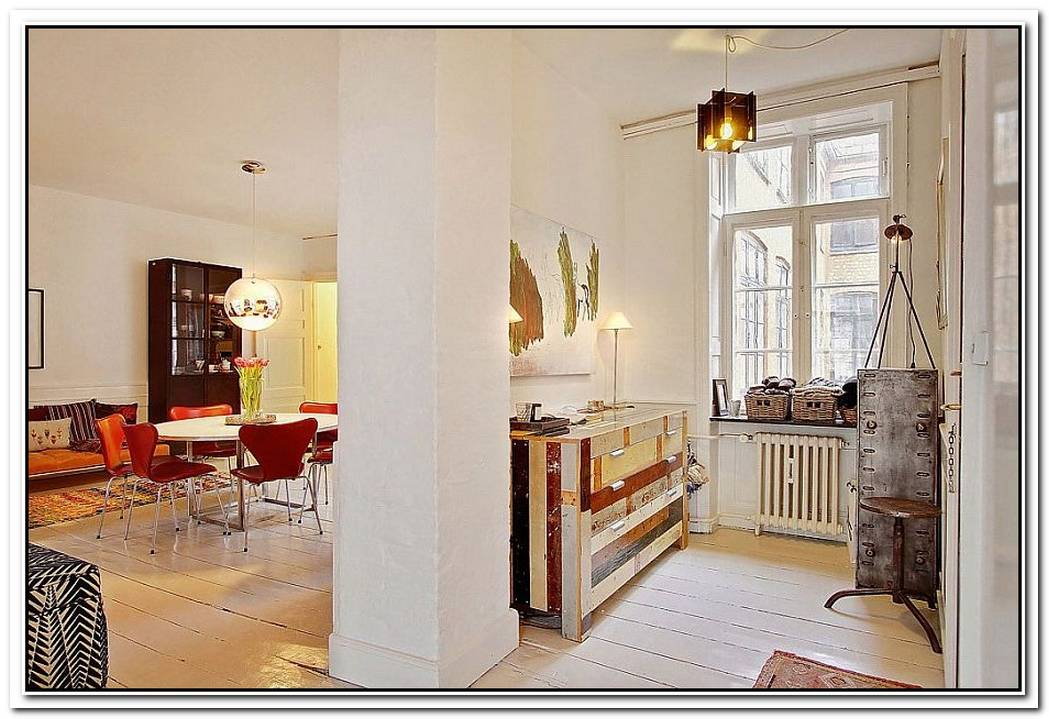 A Study In Scandinavian StyleCharming Modern Apartment In Denmark