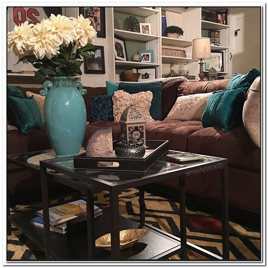 A Touch Of Turquoise From Julie Couch