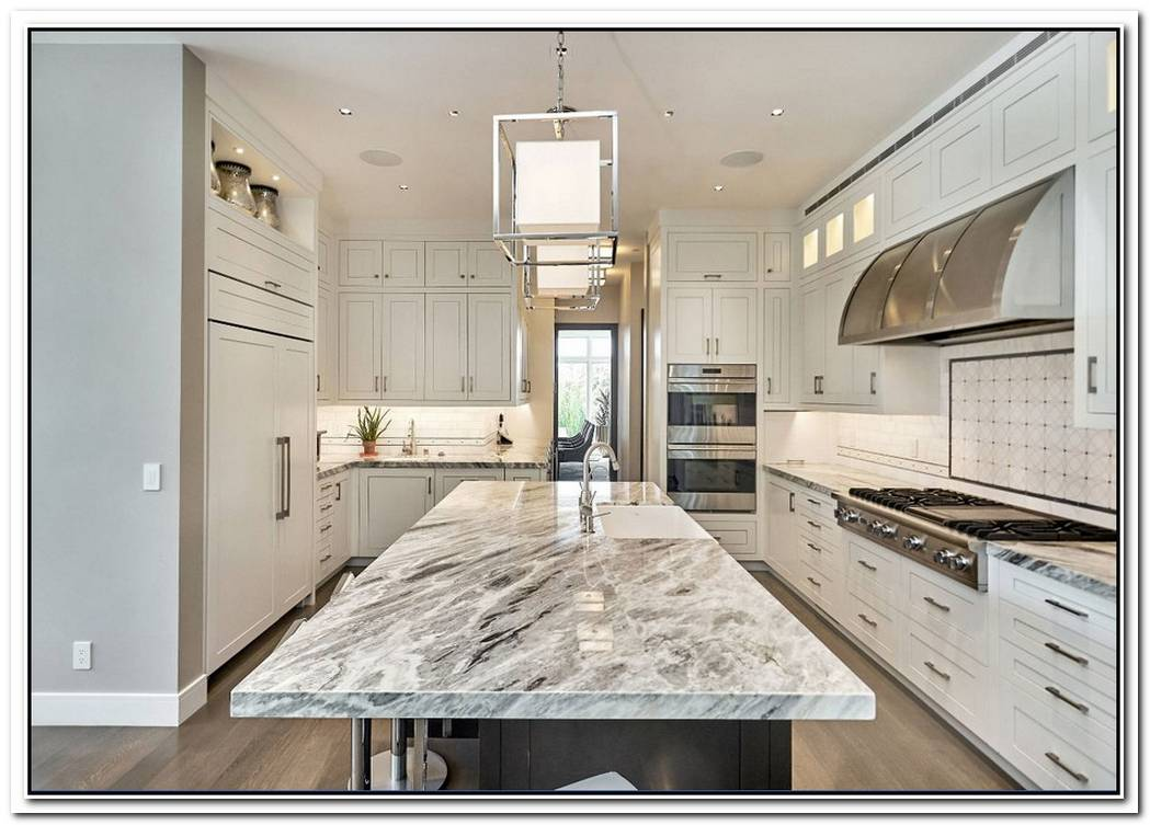 A Transition From A Traditional To A Stylish Modern Kitchen