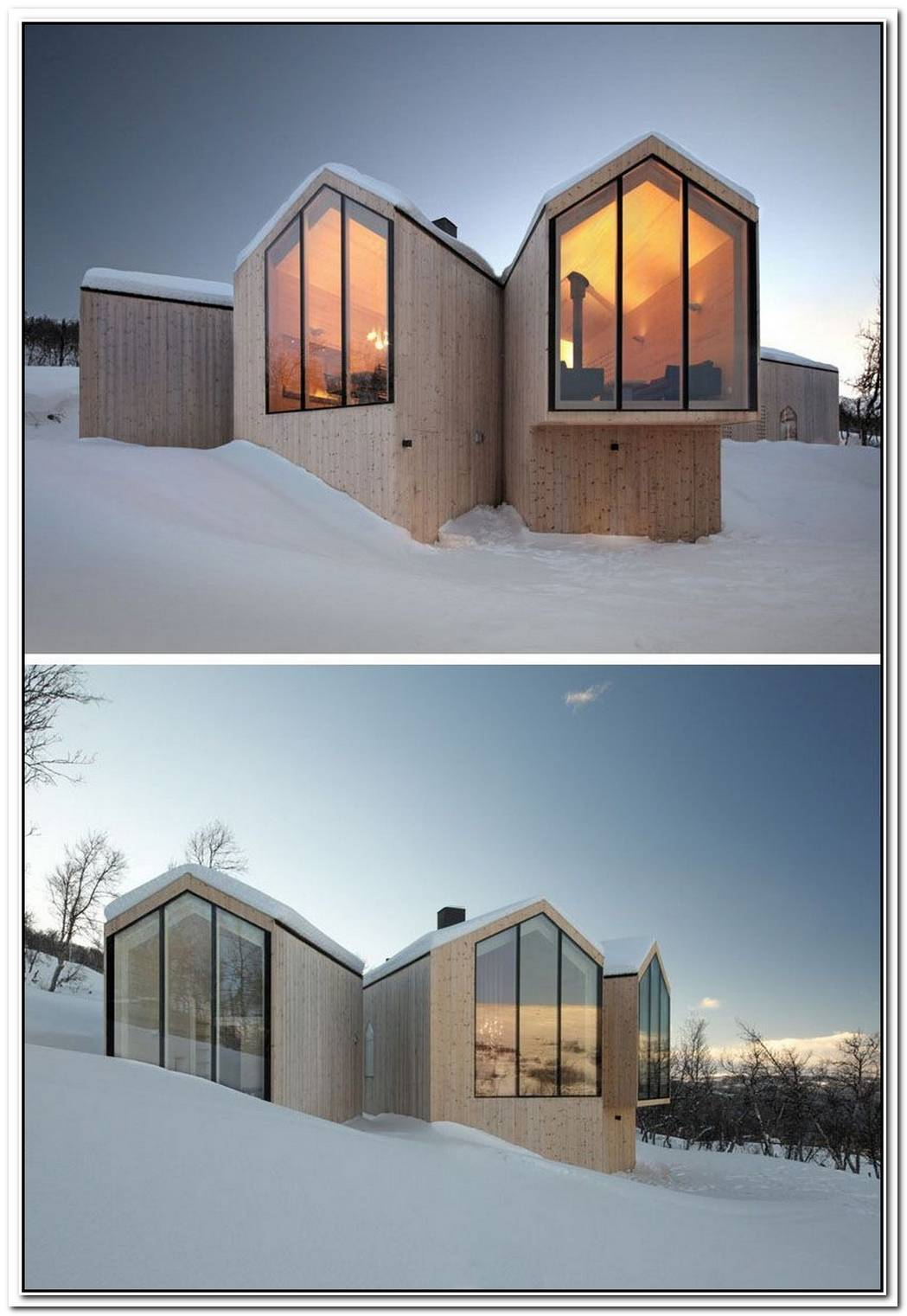 A Unique Nordic House