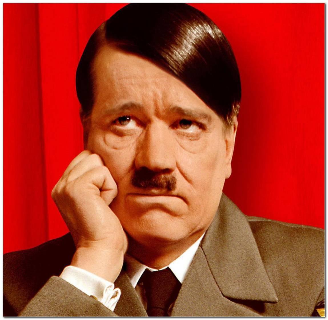 Adolf Hitler Frisur