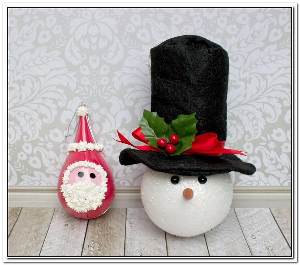 Adorable Christmas Ornaments You Can Make