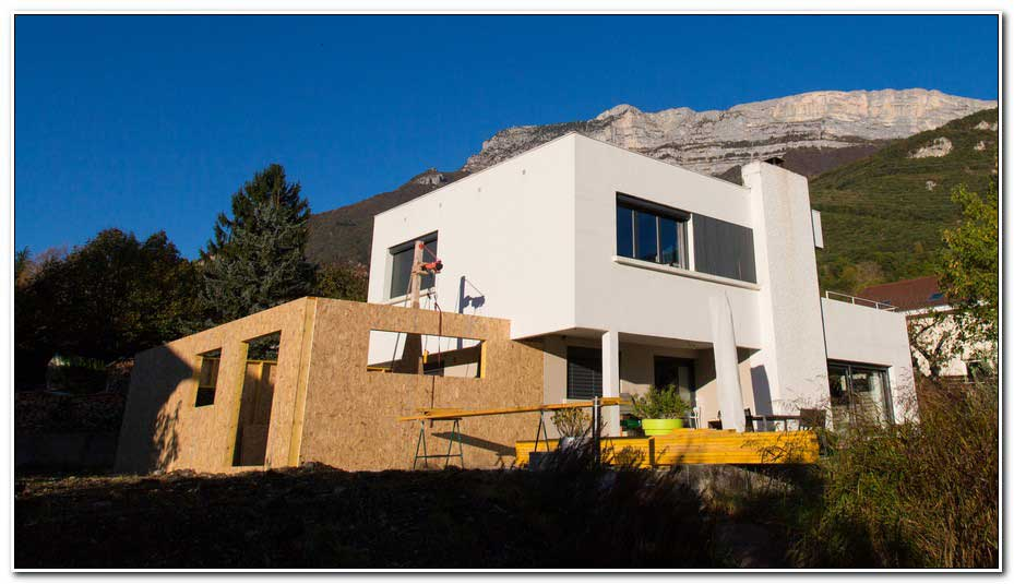 Agrandissement Maison Permis De Construire