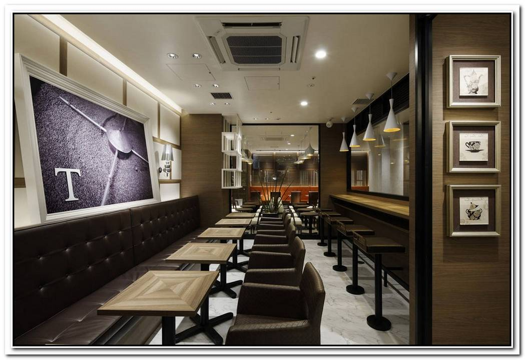 Aiji Inoue Coffee Shop Interior Design By Doyle Collection