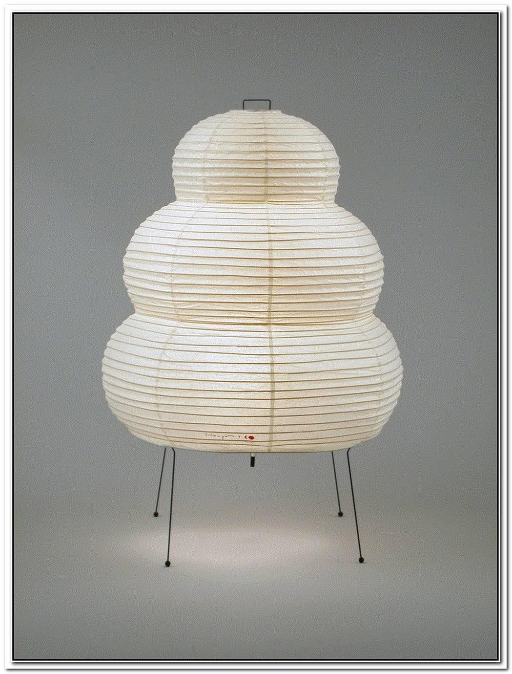 Akari Table Lamp By Isamu Noguchi