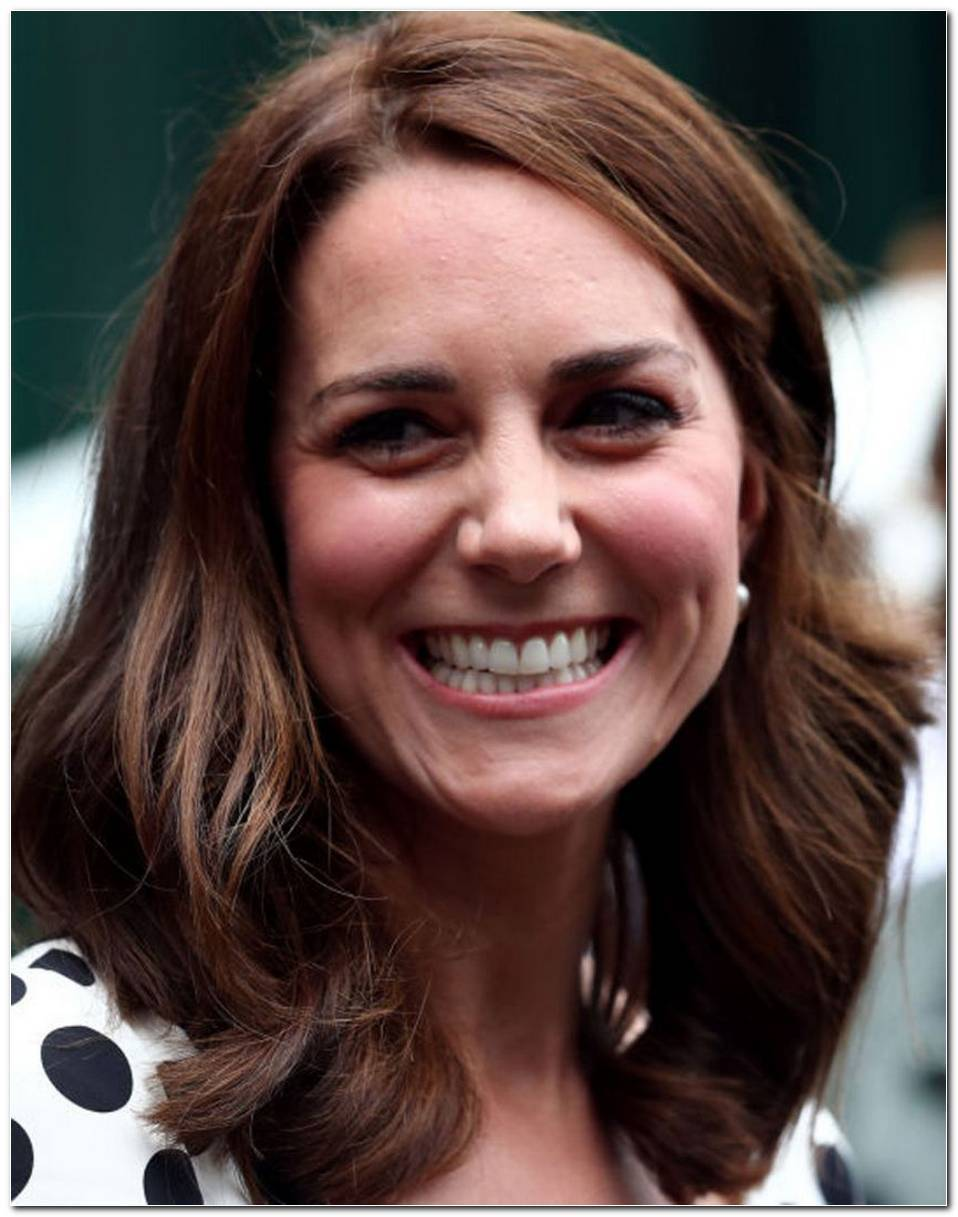 Aktuelle Frisur Kate Middleton