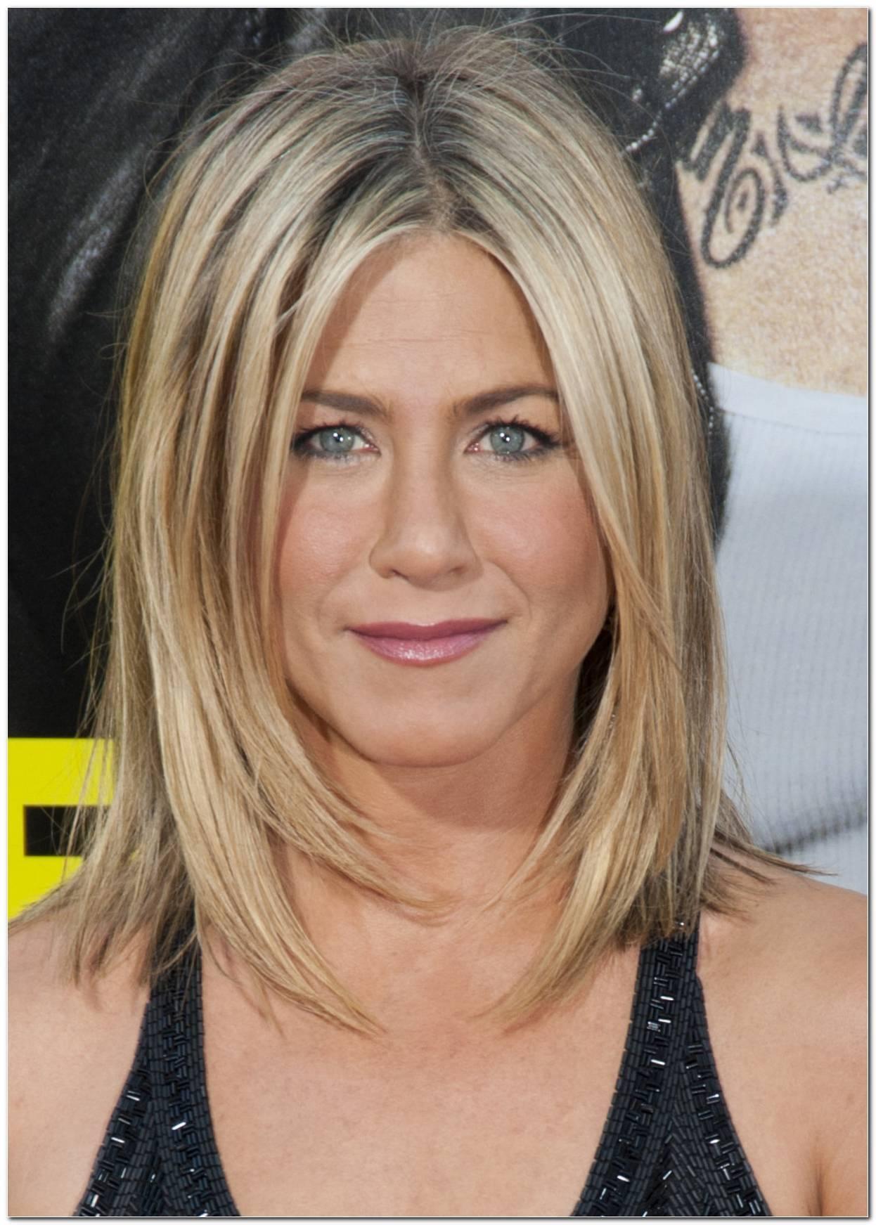 Aktuelle Frisur Von Jennifer Aniston