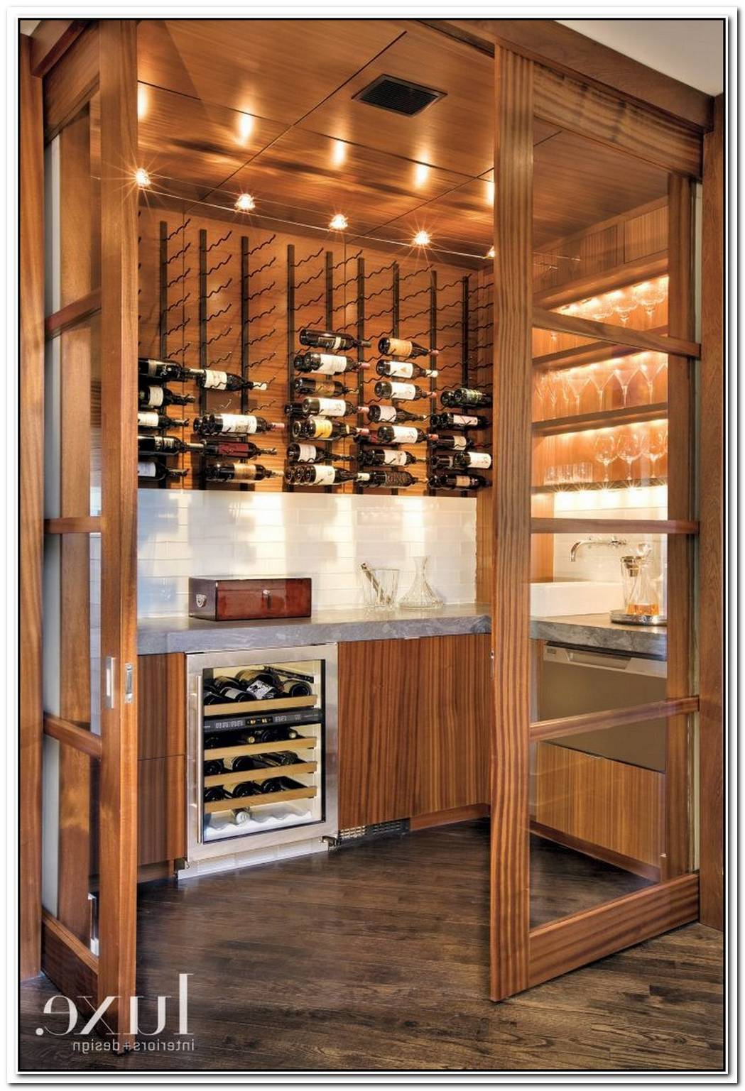 Amara Storage Tower For Wine Lovers