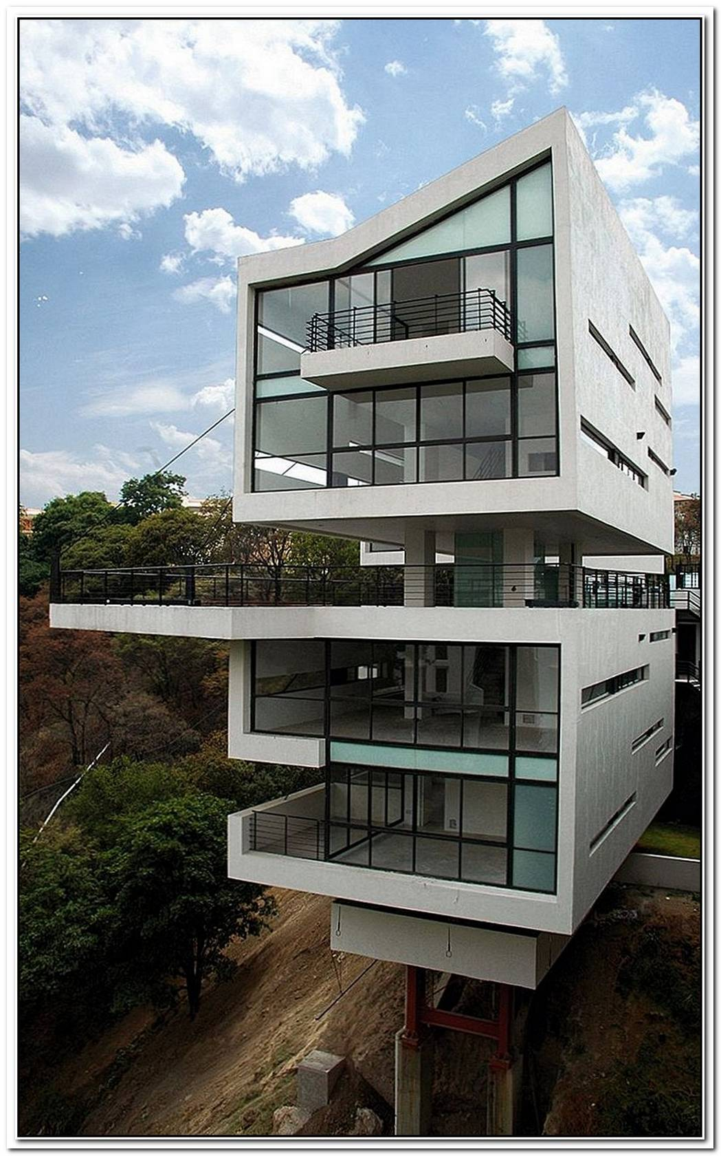 Amazing 4 Casas House In Mexico City