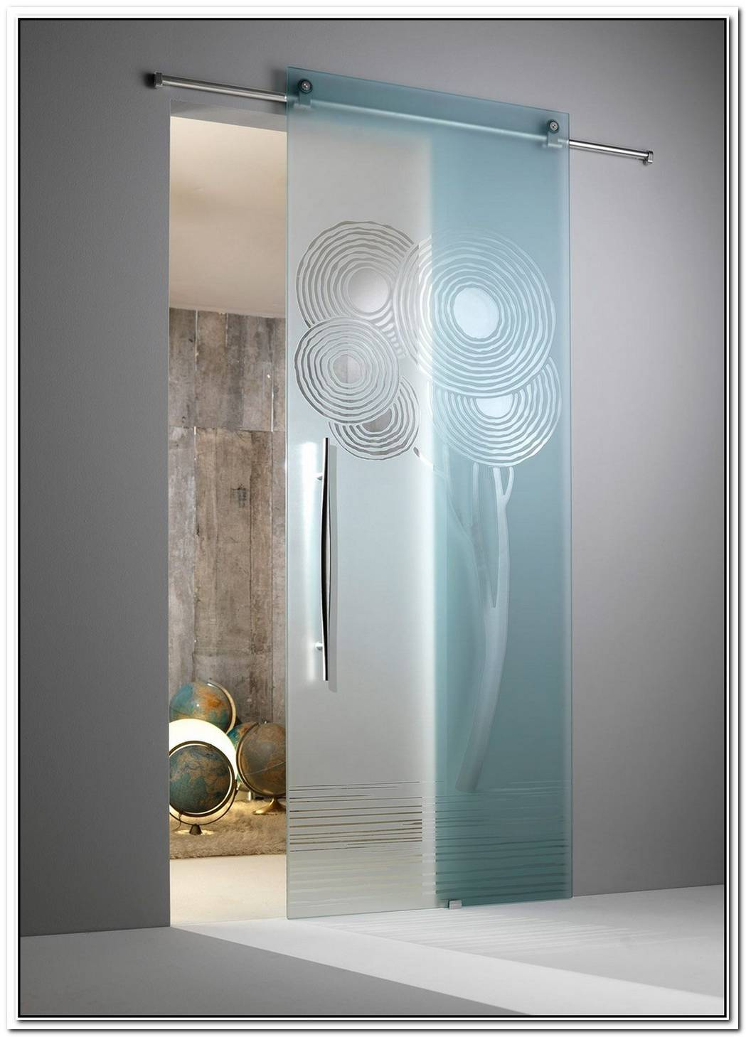 Amazing Glass Doors For The Interior From Casali