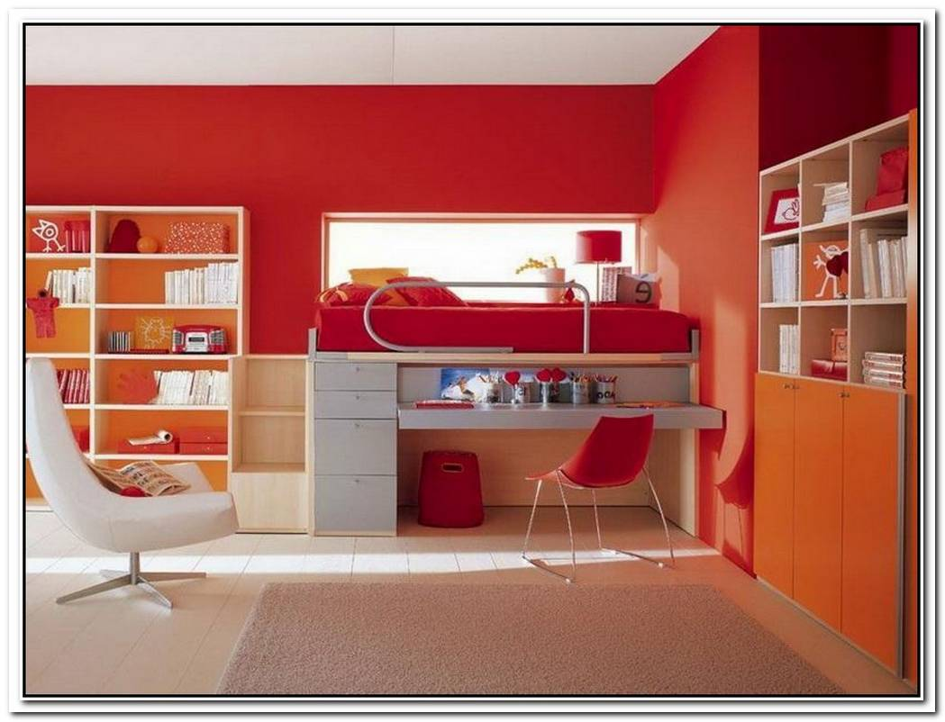 Amazing Kids Room Designs By Berloni
