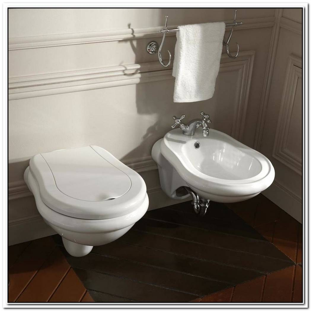 Amazing Toilets And Bidets Collection From Stile