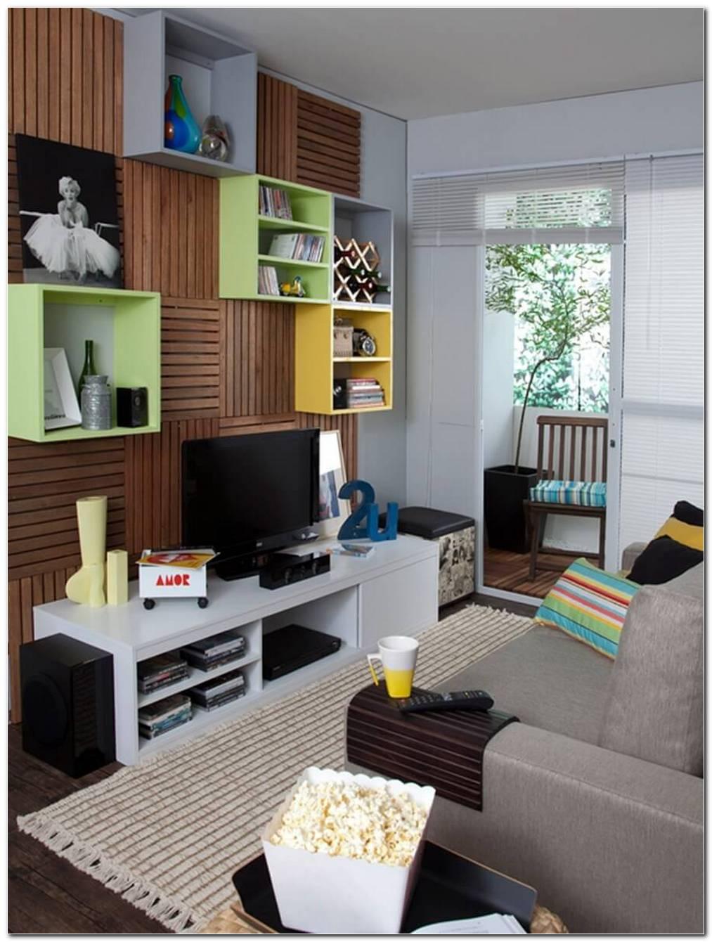 Ambiente Sala De Estar Simples