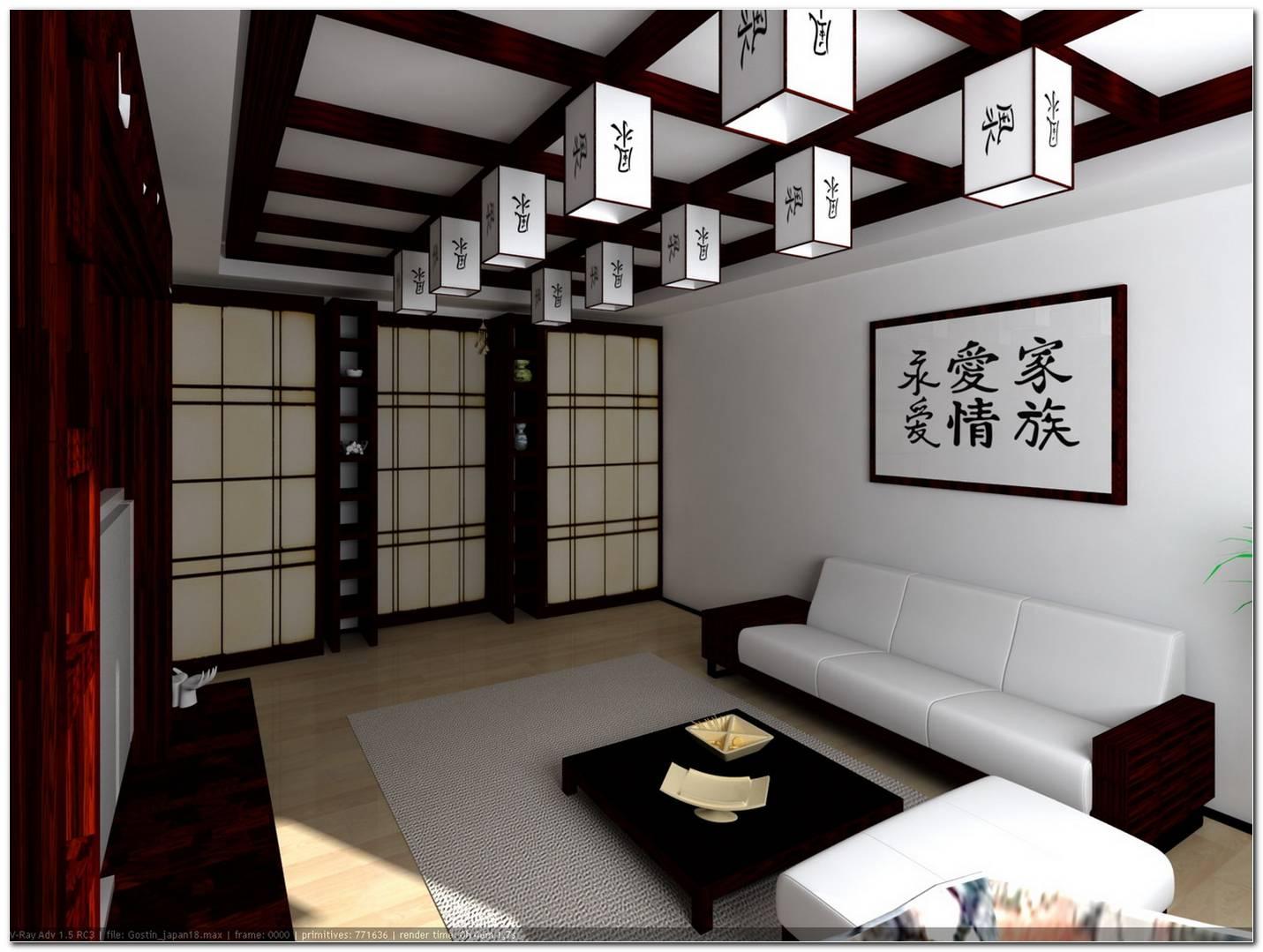 Ambientes Decorados No Estilo Oriental E Japonês