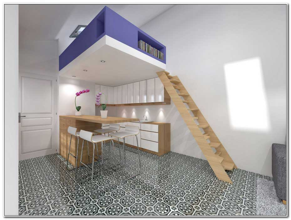 Amenagement Chambre Mezzanine