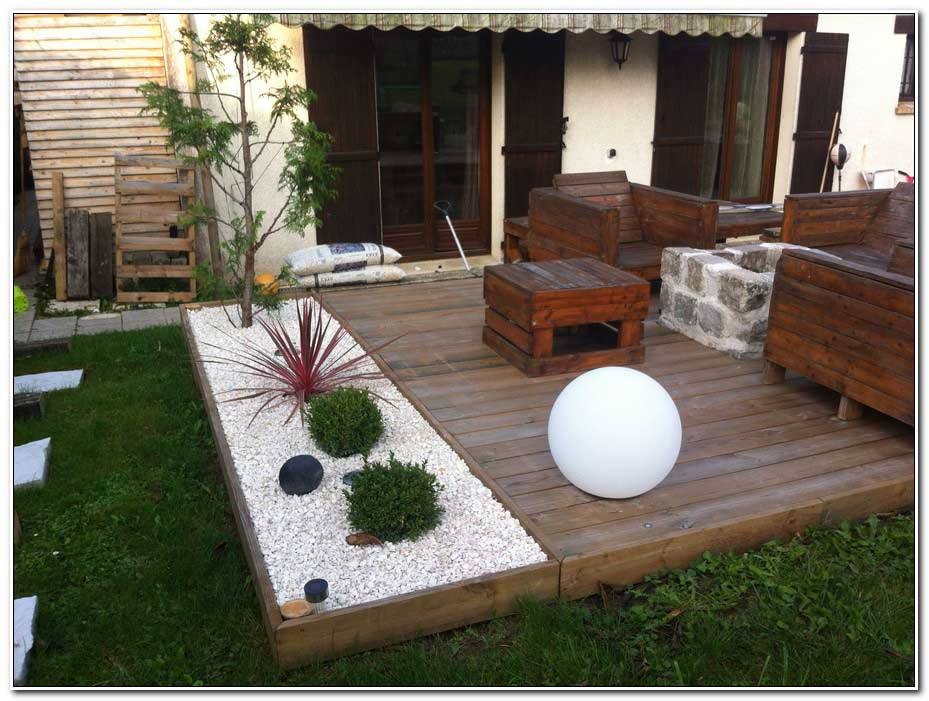 Amenagement D Une Terrasse
