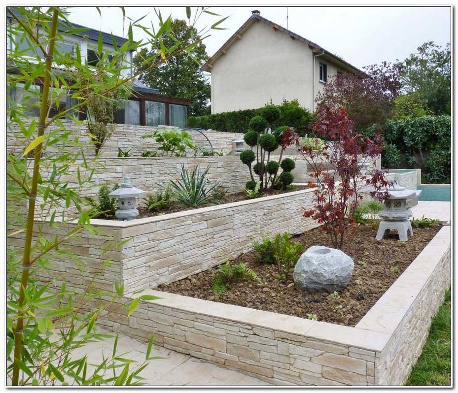 Amenagement De Jardin Avec Des Pierres