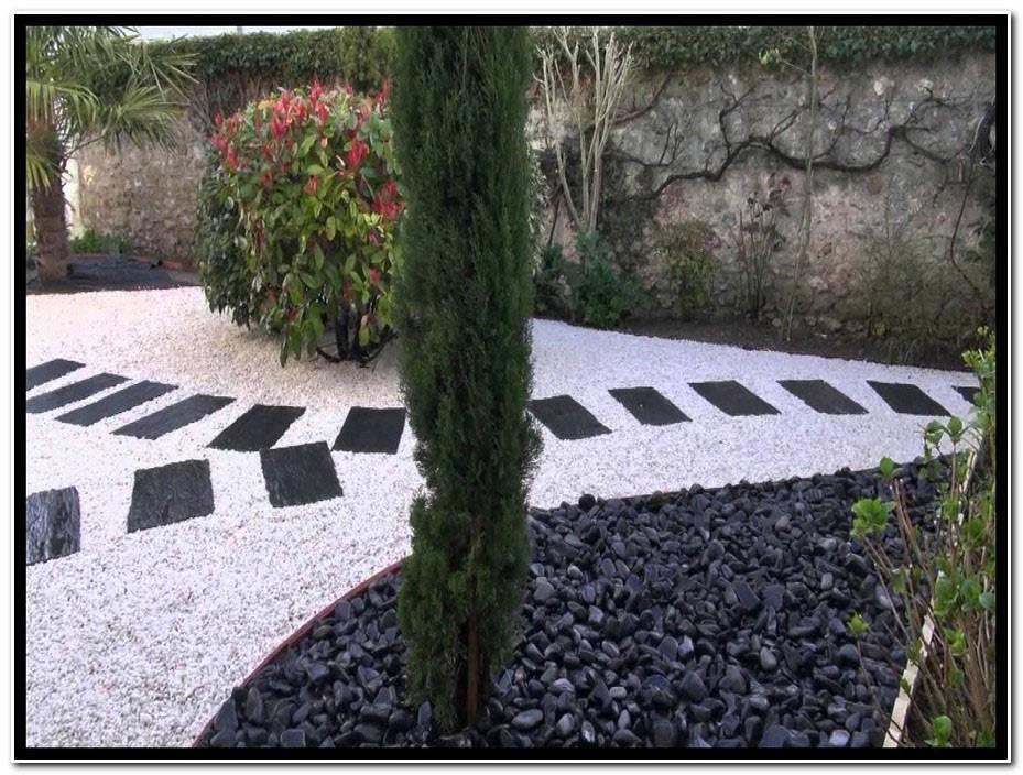Amenagement Jardin Avec Gravier