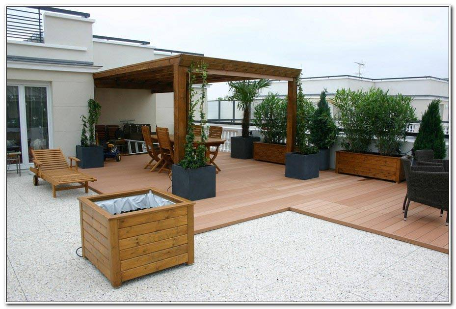 Amenager Une Terrasse Exterieure